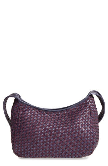 Robert Zur Small Delia Woven Leather Hobo