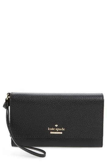 kate spade new york jackson street malorie leather wallet