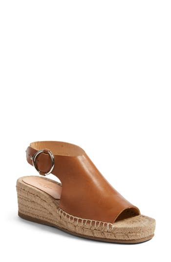 rag & bone Calla Espadrille Wedge (Women)