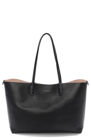 Alexander McQueen Medium Calfksin Leather Shopper