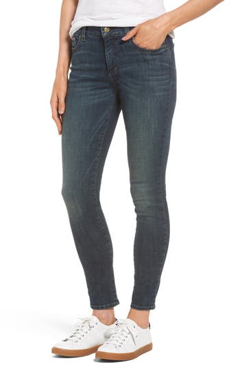 NYDJ Ami Stretch Skinny Jeans (Desert Gold) (Regular & Petite)