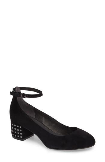 Kenneth Cole New York Thalia Studded Ankle Strap Pump (Women)