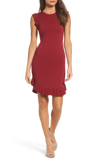 Ali & Jay Head Over Heals Sheath Dress
