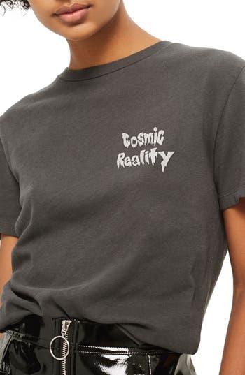Topshop Cosmic Reality Gra..