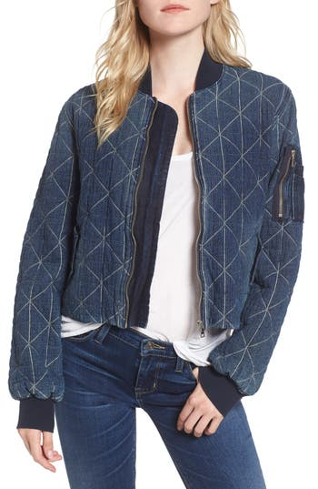Hudson Jeans Gene Quilted ..