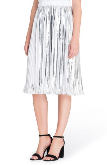 Catherine Catherine Malandrino Duncan Pleat Skirt