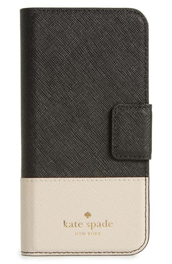 iphone 5 kate spade case kate spade new york leather iphone 7 8 amp 7 8 plus folio 17379