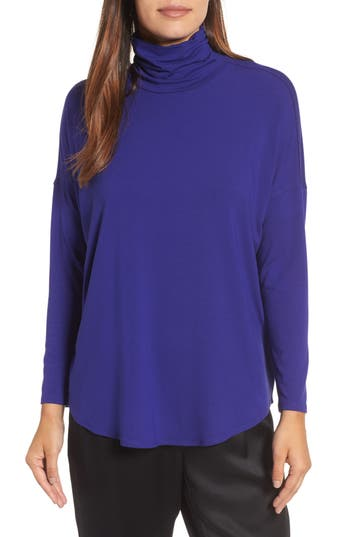 Eileen Fisher Turtleneck Tunic