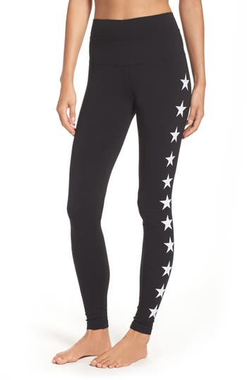 Hard Tail High Waist Ankle Leggings