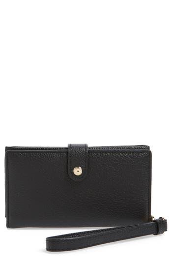 COACH Calfskin Leather Pho..