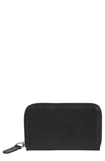 Senreve Pebbled Leather Card W..