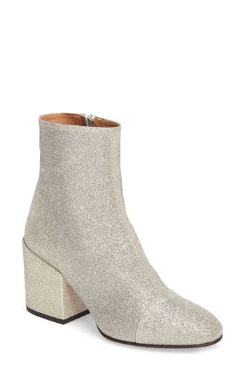 Dries Van Noten Glitter Bootie (Women)