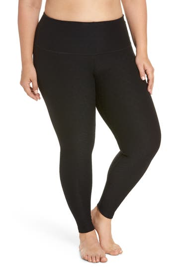 Can't Quit You High Waist Leggings by Beyond Yoga