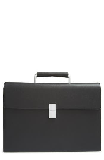 Porsche Design 'French Classic 3.0' Leather Briefcase