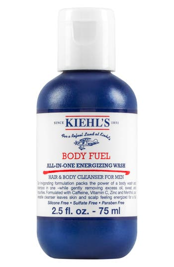 Alternate Image 3  - Kiehl's Since 1851 'Body Fuel' All-in-One Energizing & Conditioning Wash