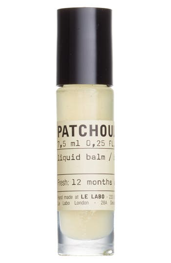 'Patchouli 24' Liquid Balm,                             Main thumbnail 1, color,                             No Color