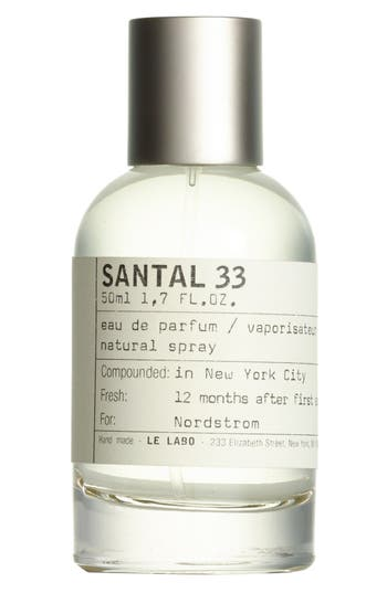 Alternate Image 2  - Le Labo Santal 33 Eau de Parfum