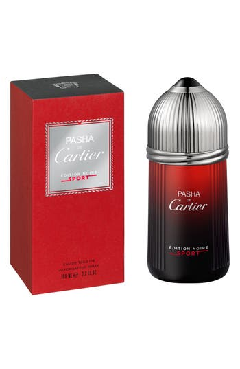 'Pasha Édition Noire Sport' Eau de Toilette,                             Alternate thumbnail 2, color,                             No Color