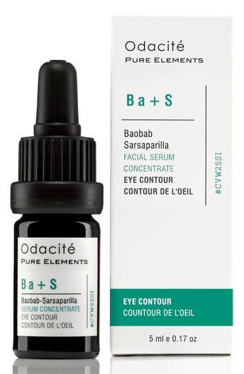 Ba + S Baobab-Sarsaparilla Eye Contour Serum Concentrate,                             Alternate thumbnail 3, color,                             No Color
