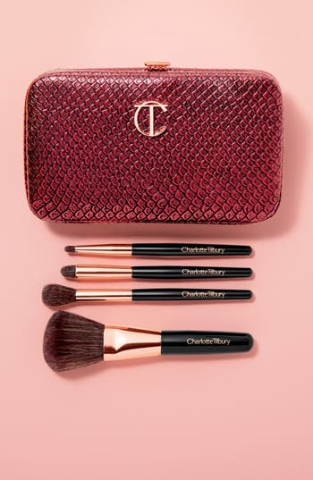 Alternate Image 6  - Charlotte Tilbury 'Magical Mini Brush' Set (Limited Edition) ($72 Value)
