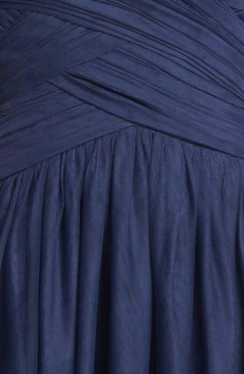 Alternate Image 3  - ML Monique Lhuillier Tulle Fit & Flare Dress