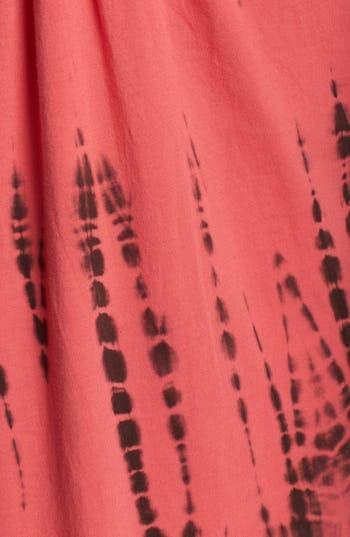 Alternate Image 3  - Pink Lotus Embellished Tie Dye Dress (Plus Size)