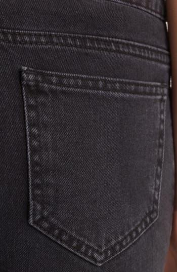 Alternate Image 3  - Christopher Kane Skinny Ripped Stretch Jeans