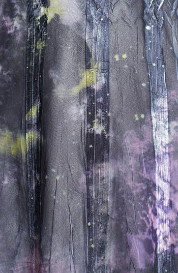 Alternate Image 3  - Komarov Print Chiffon Dress