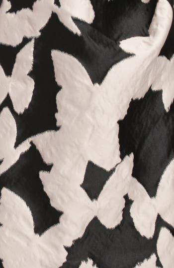 Alternate Image 3  - Lanvin Butterfly Jacquard Strapless Dress