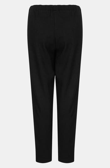 Alternate Image 2  - Topshop Boutique 'Takashi' Drawstring Trousers