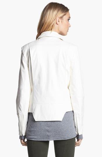 Alternate Image 2  - Truth & Pride 'Beekman' Leather Jacket