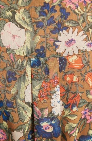 Alternate Image 3  - I. Madeline Floral Print Dress