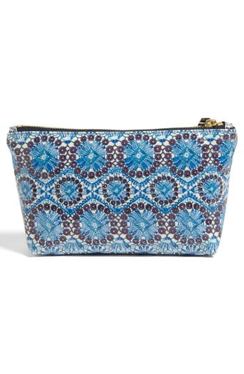 Alternate Image 4  - Tory Burch 'Slouchy - Small' Cosmetics Case