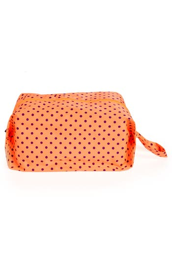Alternate Image 4  - Baggu® 'Medium - 3D Zip' Travel Bag
