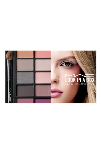 M·A·C 'Look in a Box - All About Plum' Kit,                             Alternate thumbnail 2, color,