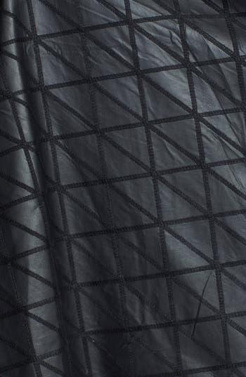 Alternate Image 4  - a. drea Crisscross Faux Leather Dress (Juniors)