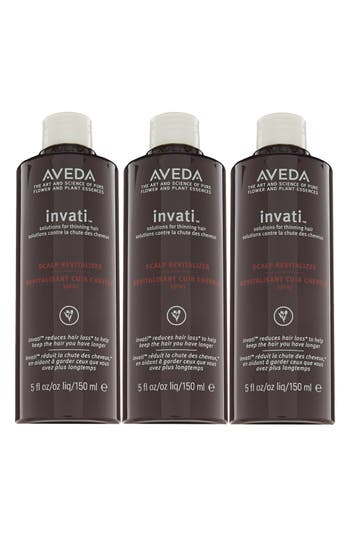 Alternate Image 3  - Aveda invati™ Scalp Revitalizer Refill Trio