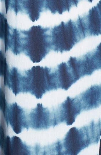 Alternate Image 3  - Billabong 'Mystic Pearl' Tie Dye Handkerchief Maxi Dress (Juniors)