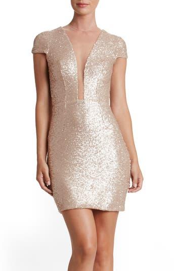 Dress the Population Kylie Sequin Minidress