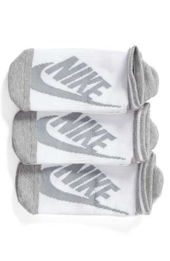 Nike Stripe 3-Pack No-Show..