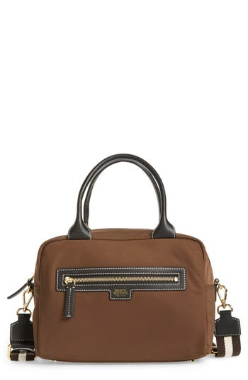 Frances Valentine Maddy Nylon Satchel