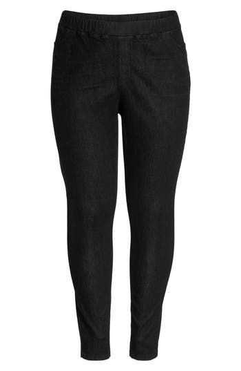 Eileen Fisher Denim Leggin..