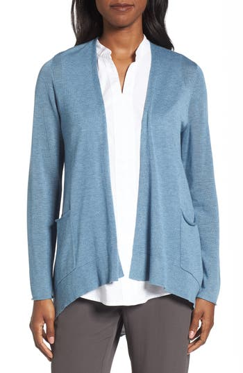 Eileen Fisher Slouchy Tencel® Blend Cardigan