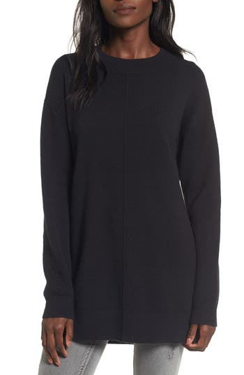 BP. Seam Front Tunic Sweater