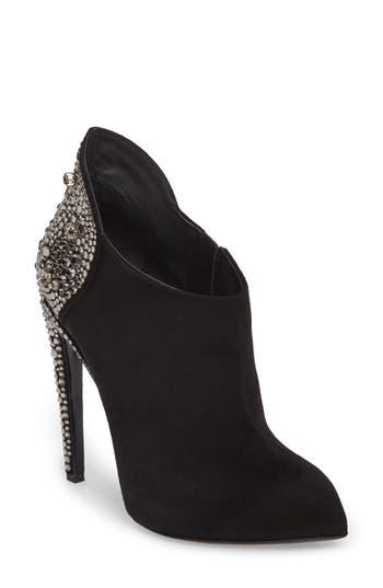 Giuseppe for Jennifer Lopez Crystal Heel Bootie (Women)