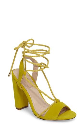 Topshop Reno Ankle Tie Sandal (Women)
