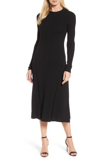BOSS Faustine Midi Dress