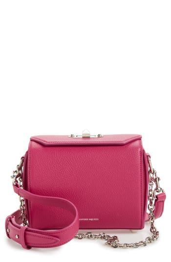 Alexander McQueen Leather Box Bag
