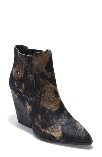 Adam Tucker Mason Wedge Bootie..