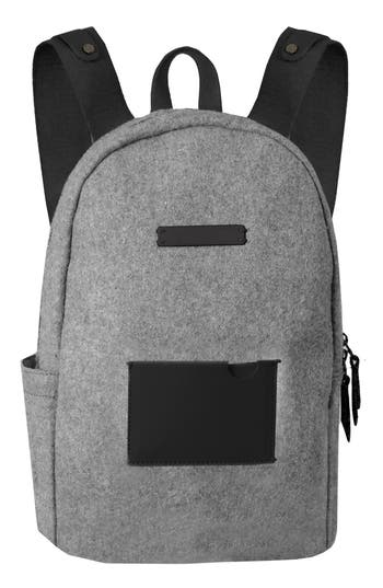 Sherpani Indie Boiled Wool Backpack